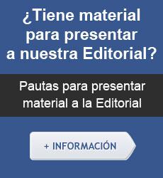 Pautas para presentar material a la Editorial