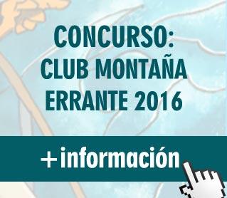 Concurso Club Montaña Errante 2016