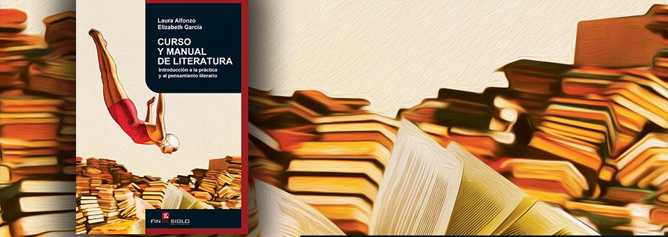 Curso y Manual de Literatura – de Laura Alfonzo y Elizabeth García