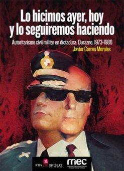 LO HICIMOS AYER, HOY Y LO SEGUIREMOS HACIENDO.
