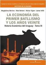 ECONOMIA DEL PRIMER BATLLISMO Y LOS VEINTE