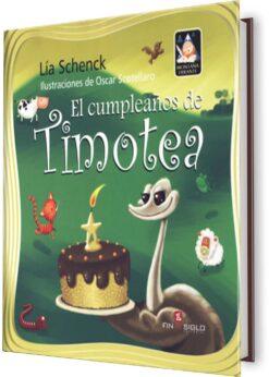 CUMPLEAÑOS DE TIMOTEA, EL. TAPA DURA