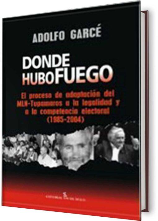 DONDE HUBO FUEGO