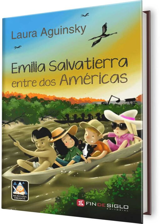 EMILIA SALVATIERRA ENTRE DOS AMÉRICAS