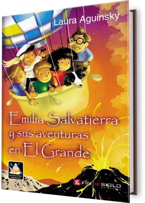 EMILIA SALVATIERRA Y SUS AVENTURAS EN EL...