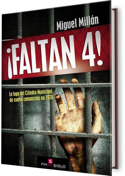 FALTAN 4! FUGA DEL CILINDRO MUNICIPAL, LA