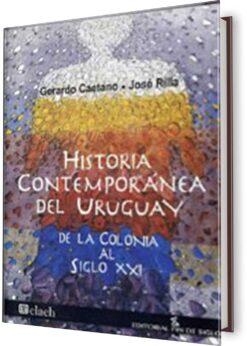 HISTORIA CONTEMPORÁNEA DEL URUGUAY.NUEVO