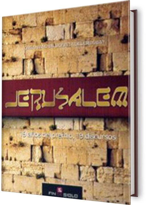 JERUSALEM. 19 AÑOS DEL PREMIO, 19 DISCURSOS