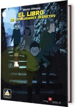 LIBRO DE LOS LUGARES SECRETOS