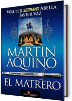 MARTÍN AQUINO, EL MATRERO
