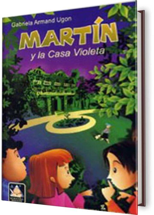 MARTÍN Y LA CASA VIOLETA