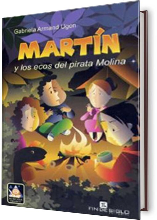 MARTÍN Y LOS ECOS DEL PIRATA MOLINA