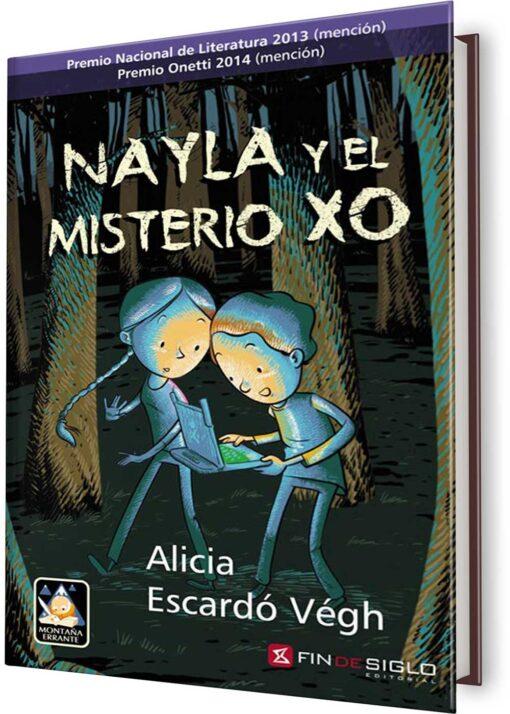 NAYLA Y EL MISTERIO XO