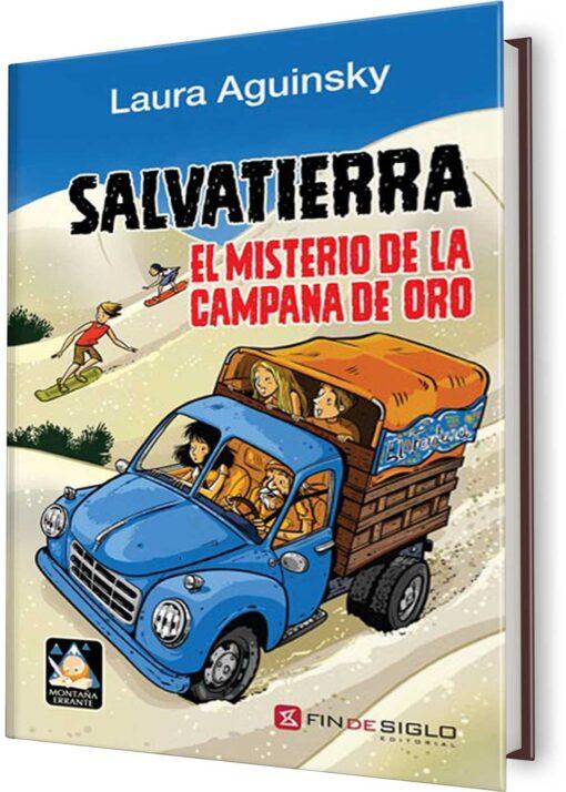SALVATIERRA. EL MISTERIO DE LA CAMPANA DE ORO