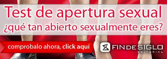 Test de apertura sexual
