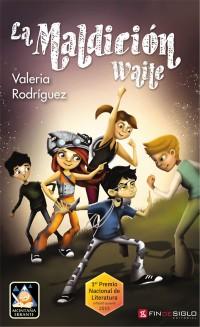 La maldición de Waite - de Valeria Rodríguez